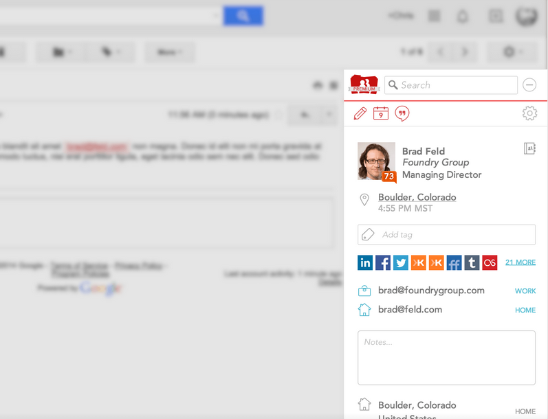 how to open group email in gmail